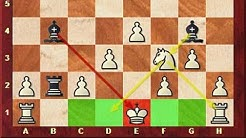 ♙ Schach lernen 📖 Grundregeln Teil 3: Rochade-Regeln