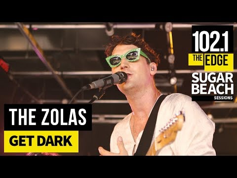 The Zolas - Get Dark (Live at the Edge)
