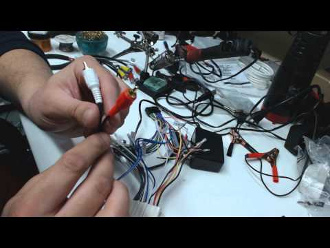 how to wire a ford f150 04 08 aftermarket head unit youtube  metra 70 5521 wiring harness diagram #12