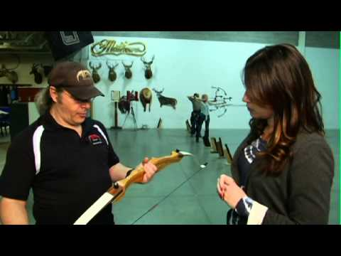 Calgary Archery Centre Part 1