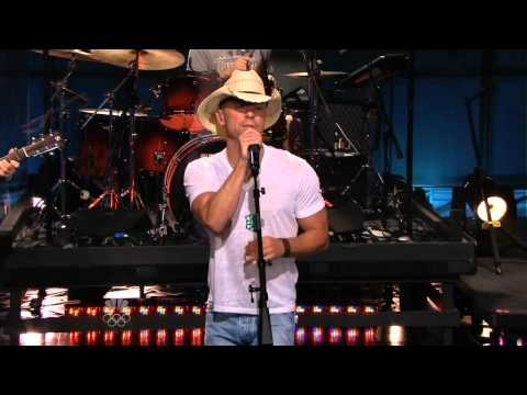 Kenny Chesney - Come Over (The Tonight Show 2012-07-12)