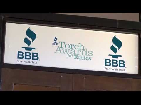 10.25.2017 BBB Torch Awards for Ethics in Wichita Falls