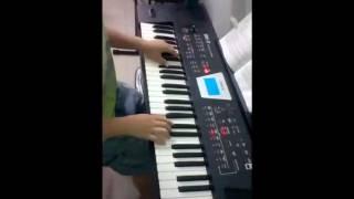 Love is blue - Đức Bảo - Play organ