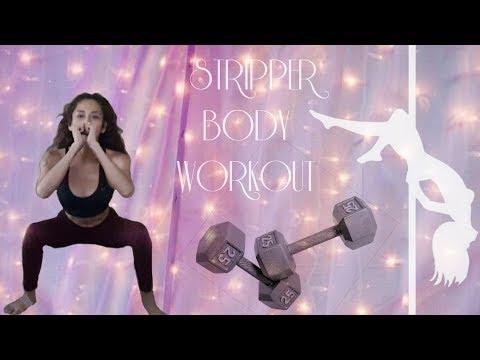 Great stripper video