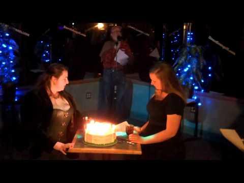 Lizardloungeli.com Cindy H. Birthday Party Mongolian Birthday Chant!
