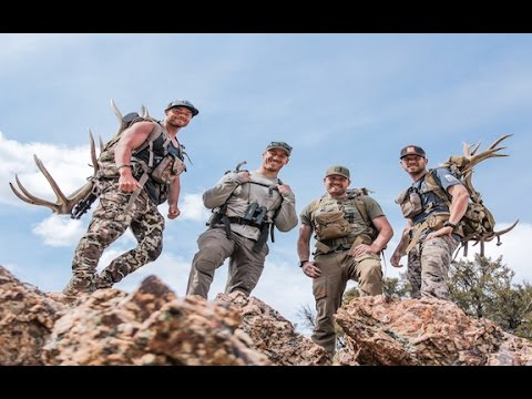 EXCITING SHED ANTLER HUNT with MTN OPS - 동영상