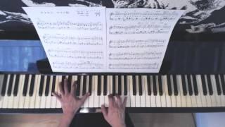 さよなら(金子みすず)/にほんごであそぼ/周防義和  -piano cover