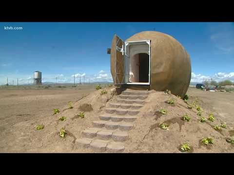 Scott Sloan - VIDEO: Hotel Shaped Like A Potato Opening Soon In Idaho