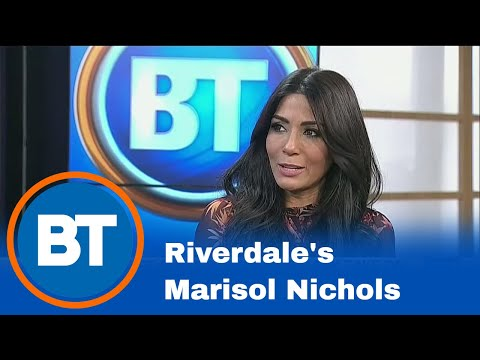 Catching up with Riverdale's Marisol Nichols