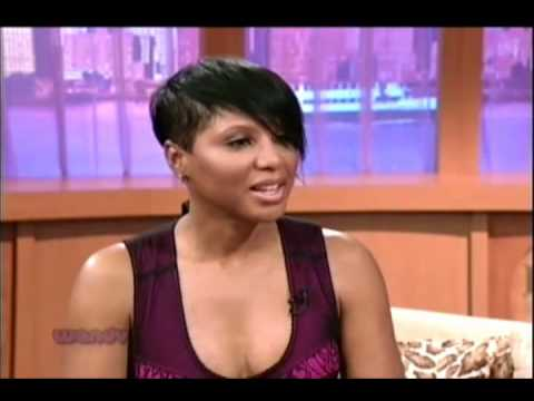 Toni Braxton on The Wendy Williams Show 02/11/2010