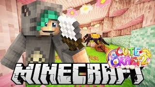 Building My Pets CUTE Homes! - Cutecraft Minecraft SMP Season 2 - Ep.10