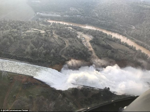 Oroville Dam Still On The Verge of Failure