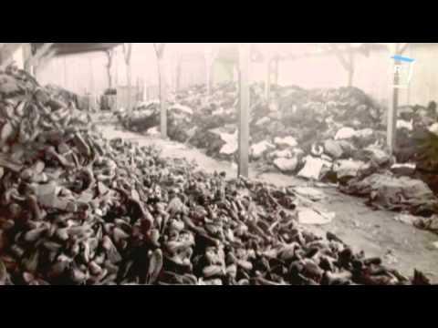 Jewish holocaust gas chambers