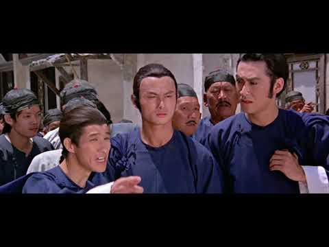 La 36 ème chambre de Shaolin FILM ENTIER en HD (Arts Martiaux, Action)