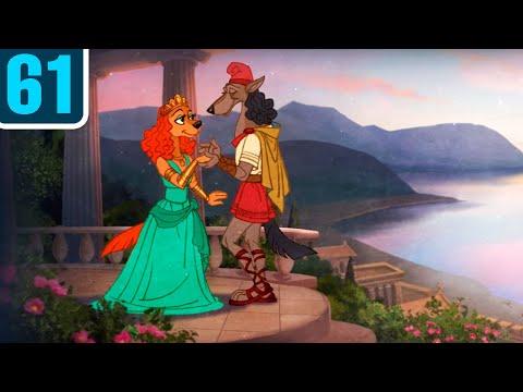 Волшебный Фонарь - Настоящий рыцарь Айвенго - классическая литература для детей - В. Скотт