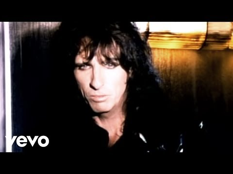 Alice Cooper - Love's A Loaded Gun (Official Video)