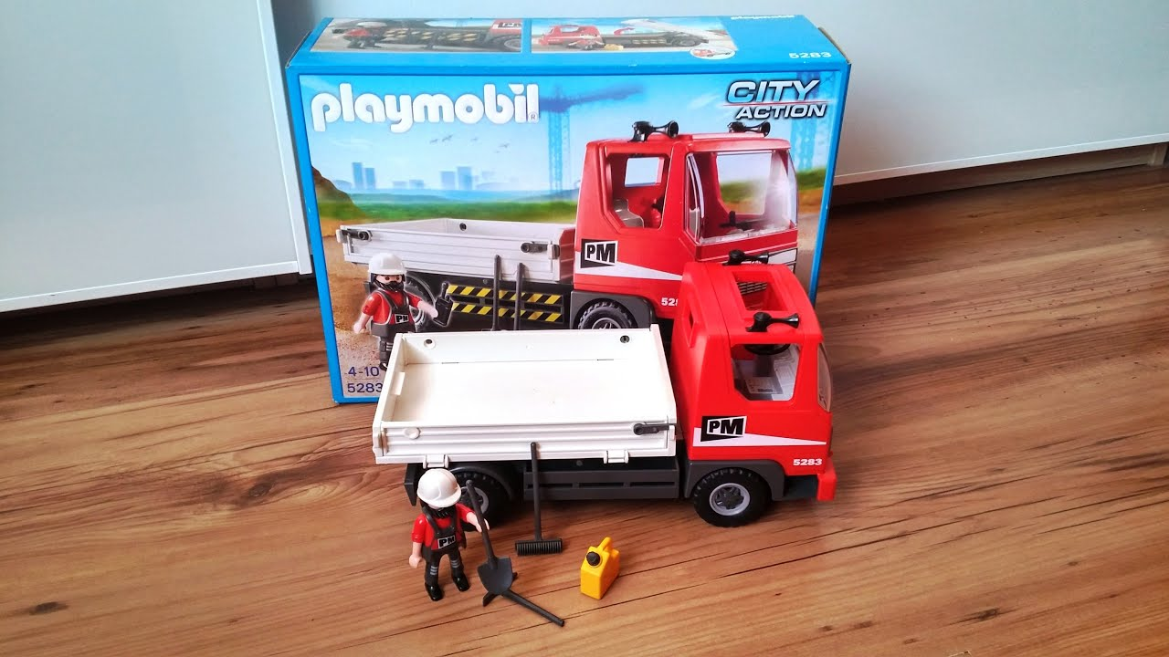 Playmobil Küche Toys R Us Toys R Us Playmobil City Action 5283 Youtube