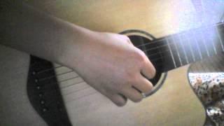 Giữ em đi - Thùy Chi - Guitar cover