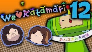 We Love Katamari: Rolling Again - PART 12 - Game Grumps
