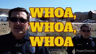 Police Harassment In New Mexico - Starts Bad, Ends Bad - Always Film The Police