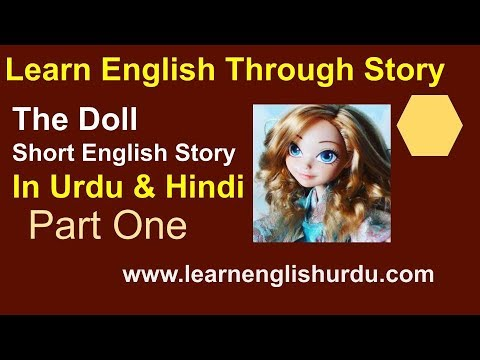 The Doll by Gallico Paul~ Short English Story In Urdu & Hindi Translation PART 1