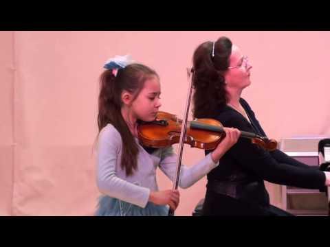 Карпова Мария (скрипка) ДШИ №1 им.С.Прокофьева г.Владивосток