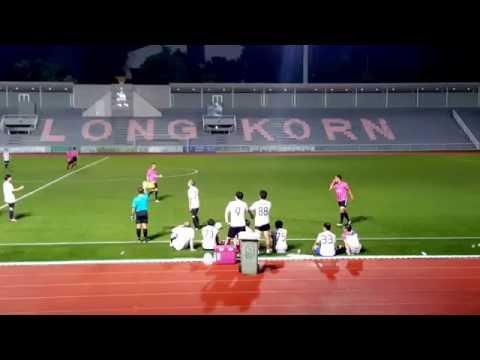 Friendly football match : Eng. CU Alumni - Poli Sci. CU Alumni, 210616