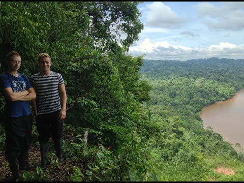 10 DAYS IN THE AMAZON JUNGLE (Montage) (pt. 10)