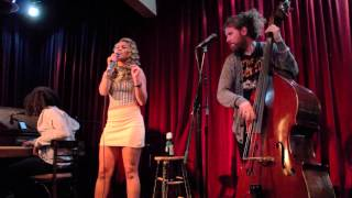 Haley Reinhart & Casey Abrams - The Way You  Make Me Feel [On MJ