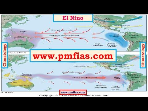 C17-El Nino,Walker Cell,Indian Ocean Dipole,El Nino Modoki,La Nina,La Nina Modoki upsc ias