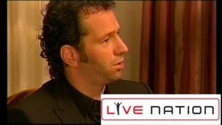 Live Nation CEO Michael Rapino interview pt. 2
