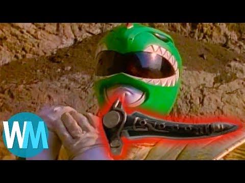 Top 10 Power Rangers Weapons