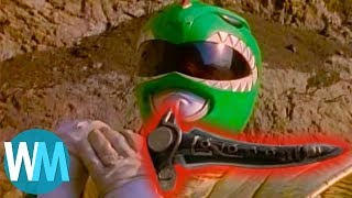 Top 10 Power Rangers Weapons