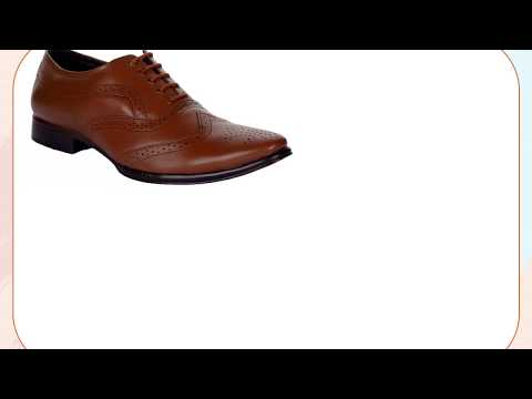 Exotique Men's Formal Lace Up Shoe (EX0057)