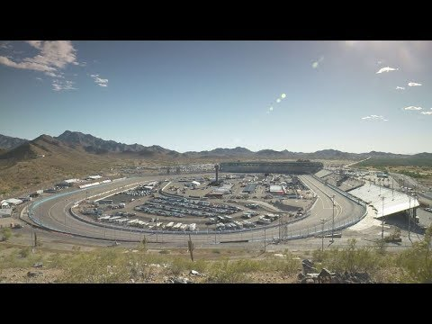 2018 IndyCar Phoenix Open Test at ISM Raceway Highlights