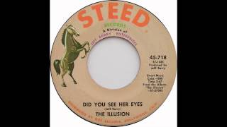 The Illusion   I Love You Yes I Do 1969 LP