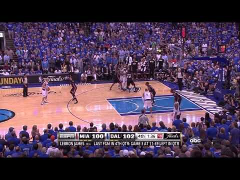 "Mike Breen - ""BANG!""  The Legend Begins - Dallas Mavericks Title Run 2011"