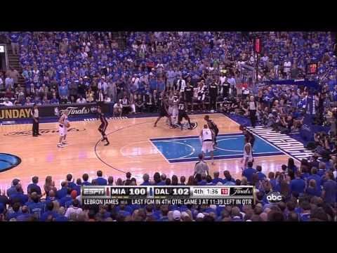 "Mike Breen - ""BANG!""  The Legend Begins - Dallas Mavericks Title Run 2011"