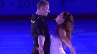 Saara Aalto and Hamish Gaman – World Synchro 2019 – Dance Like Nobody's Watching - Opening Ceremony