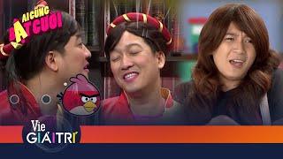 """Cười văng não với """"vú"""" Trường Giang và chị đẹp Ngô Kiến Huy   AI CŨNG BẬT CƯỜI"""