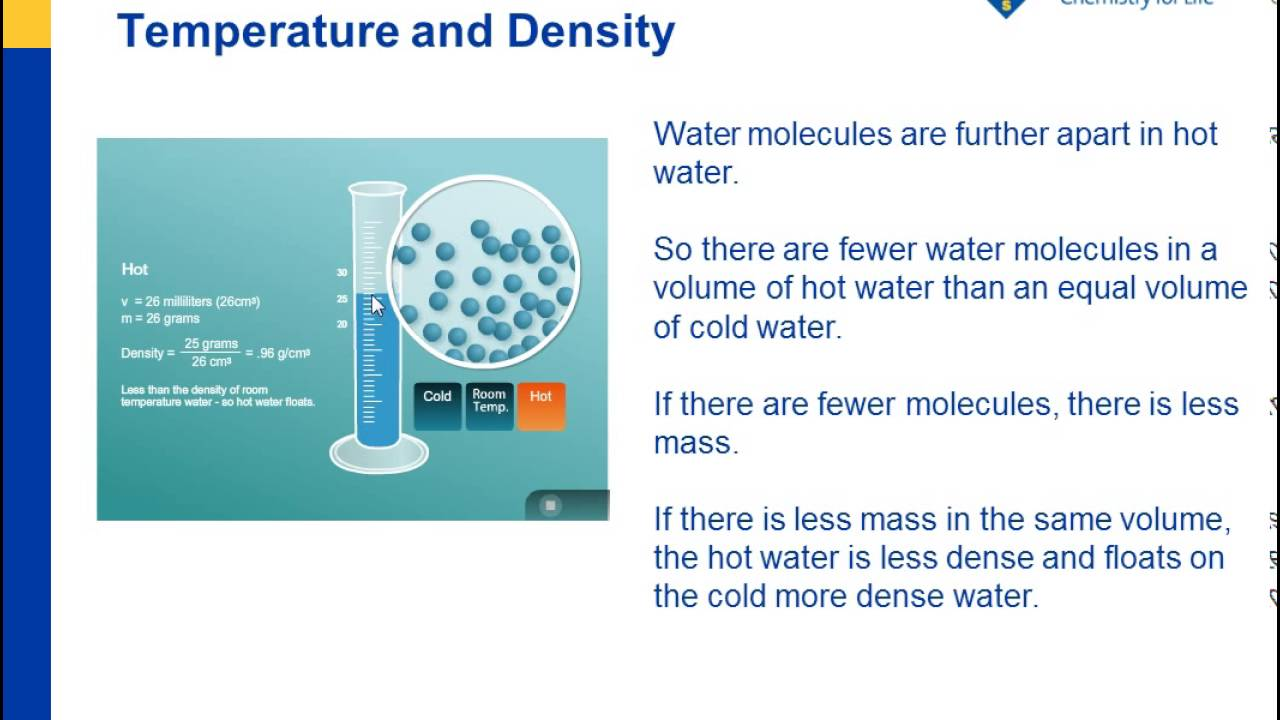 Low temperatures and cold molecules