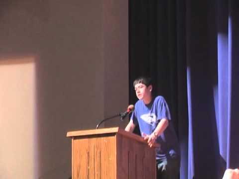 class president campaign speech