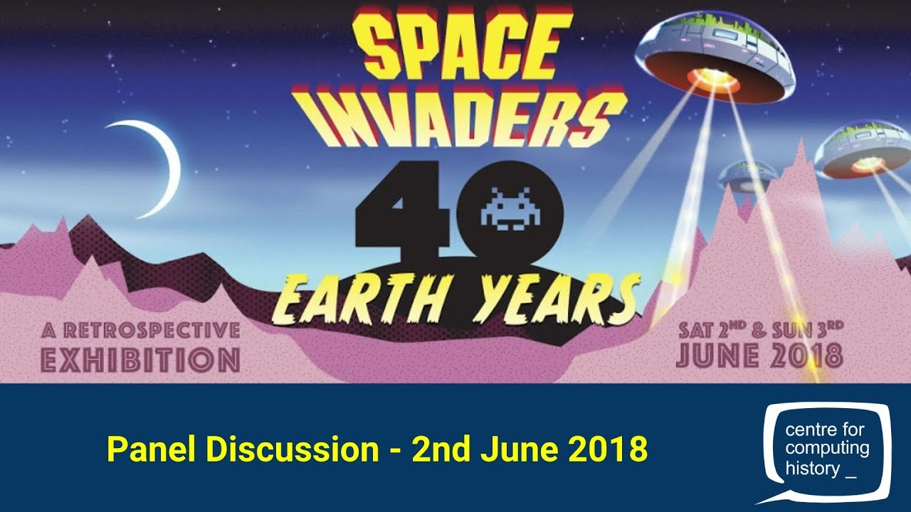 Image result for space invaders 40 earth years