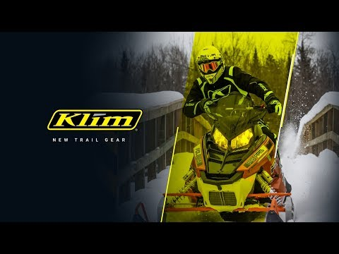 This Is Trail - New KLIM Snowmobile Gear