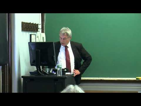 Prof. Jürgen Leonhardt, Living Latin at Columbia