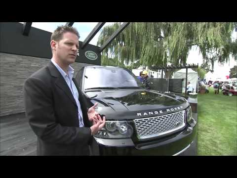 ► 2011 Range Rover Black Limited Edition - ITW