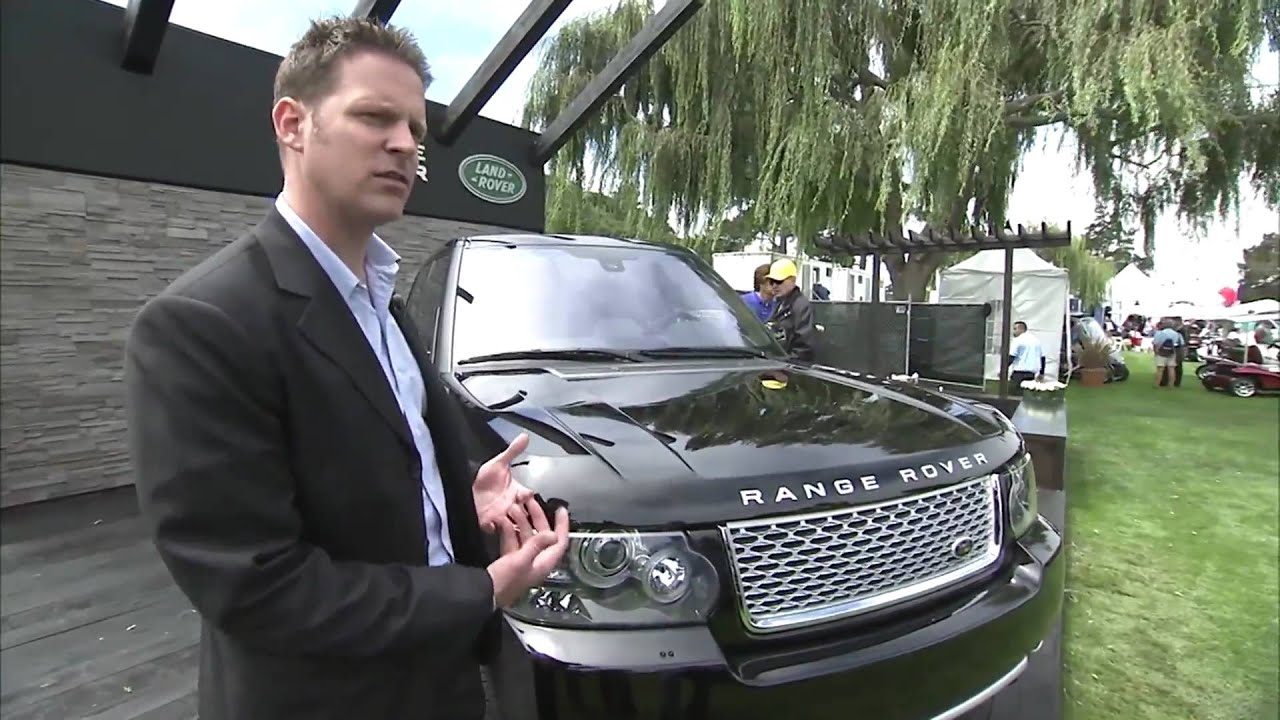 ■2011 Range Rover Black Limited Edition ITW