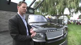 Land Rover Range Rover Black Edition 2011 Videos