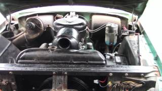 1955 Buick Century: Cooling system flush