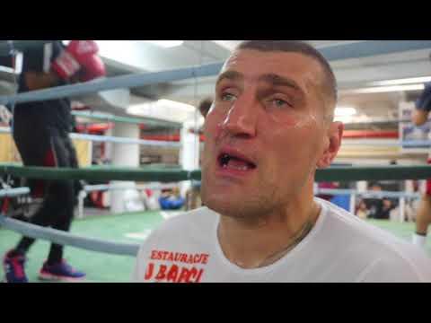Mariusz Wach przed walką z Jarrellem Millerem. Wideo